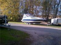 2007 BAYLINER 285 MINT 1 OWNER NO PAYMENTS UNTIL AUGUST!TRADES!