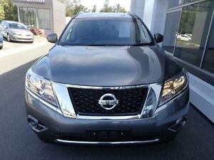 2016 Nissan Pathfinder R52 MY15 ST (4x2) Grey Continuous Variable Wagon Port Macquarie Port Macquarie City Preview