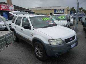 FORD  ESCAPE 4X4 LOW KS Kenwick Gosnells Area Preview
