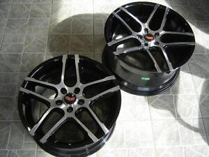 """Kit de mags avec pneus neufs 20"""" #M13"""
