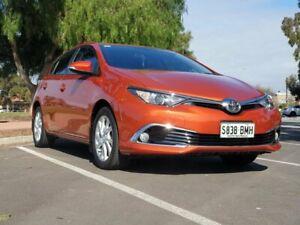 2015 Toyota Corolla ZRE182R Ascent Sport Orange 6 Speed Manual Hatchback Prospect Prospect Area Preview