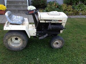 tracteur bolens h14
