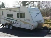 Trailsport trailer... BAD CREDIT FINANCING AVAILABLE !!!