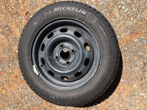 Michelin X Ice like new