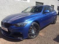 2015 BMW 3 SERIES 3.0 335D XDRIVE M SPORT 4D AUTO 309 BHP DIESEL