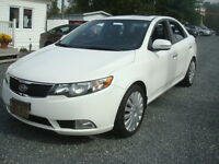 2011 Kia Forte Leather Moonroof Sedan