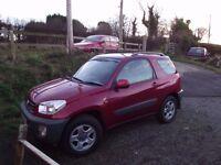 2003 Toyota Rav 4 1.8