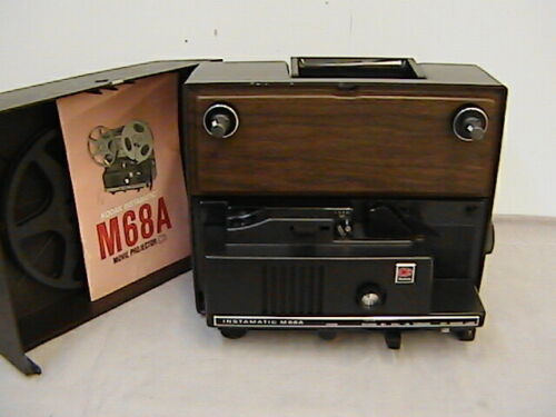 Kodak Instamatic M68A Super 8 Movie Projector.