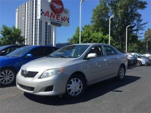 2010 Toyota Corolla CE | CERTIFIED |CLEAN CARPROOF|POWER WINDOWS