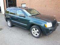 JEEP GRAND CHEROKEE LAREDO 2005 / 166000 KM