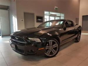2013 Ford Mustang V6 **RECARO SEATS-6 SPEED MANUAL**