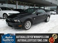 2012 Ford Mustang V6 Prem. Convertible