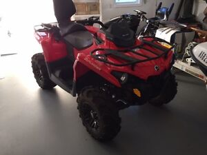 Like New 2015 Can Am 450 l Max