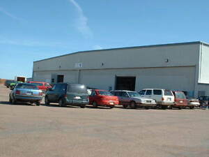 Slemon Park - Commercial/Industrial Space For Rent