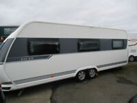 Hobby 645 6 berth tourer, excellent condition