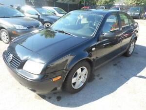 2000 Volkswagen Jetta GLS ( AUBAINE - ROULE BIEN )
