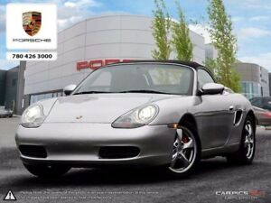 2002 Porsche Boxster LOW KMS! | Major Service Completed | Techni