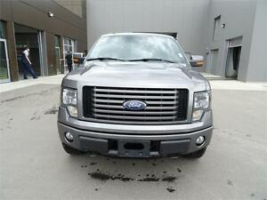 2011 Ford F-150 4WD FX4 Accident Free,  Leather,  Heated Seats,