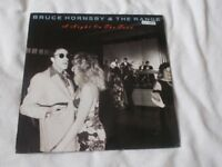Vinyl LP Bruce Hornsby & The Range – A Night On The Town RCA PL82041 Stereo 1990