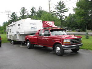 1992 Ford F-250  roues double