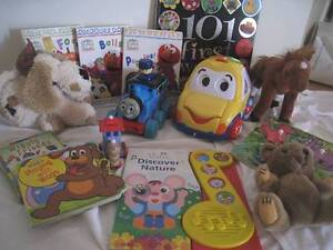 Bag of toys, books and soft cuddly teddy bears Kellyville The Hills District Preview