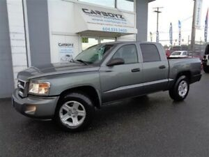 2008 Dodge Dakota SLT 4x4 V8, Crew Cab, Service Records, Local T