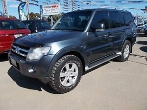 2007 Mitsubishi Pajero NS VR-X LWB (4x4) Grey 5 Speed Auto Sports Mode Wagon Gepps Cross Port Adelaide Area Preview