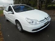 2007 Citroen C5 White Sports Automatic Hatchback Mile End South West Torrens Area Preview