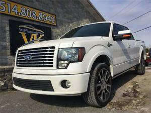 FORD F 150 HARLEY DAVIDSON 2012 COMME NEUF FINANCEMENT SUR PLACE