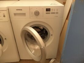 Siemens Washing Machine WM12B180 6 month guarantee