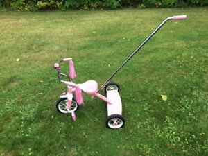 Like new Radio Flyer Tricycle