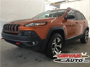Jeep Cherokee Trailhawk 4x4 Cuir/Tissus MAGS 2014