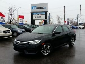 2016 Honda Civic ONLY $19 DOWN $57/WKLY!!
