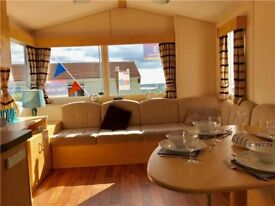 EXCELLENT STATIC CARAVAN WITH PITCH FEES PAYED FOR UNTIL 2019! BASED ON THE DURHAM HERITAGE COAST