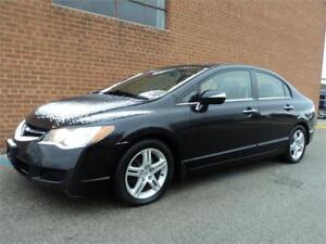 2008 Acura CSX LEATHER AUTOMATIC SUNROOF SAFETY WARRANTY INCL