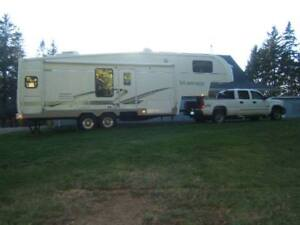NEW PRICE!! Glendale Titanium 5th Wheel for Sale