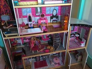 Kidkraft Sparkle Mansion Doll House