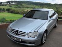 2005 MERCEDES BENZ CLK 220 CDi Elegance Tip Auto