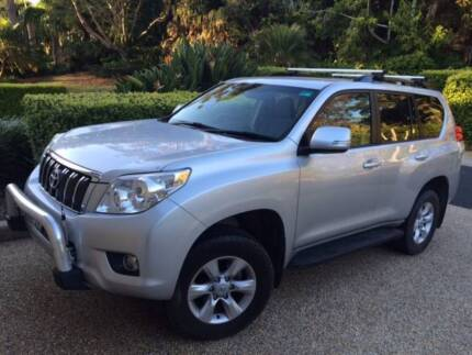 2013 Toyota LandCruiser Prado GXL 3.0D auto Coffs Harbour 2450 Coffs Harbour City Preview
