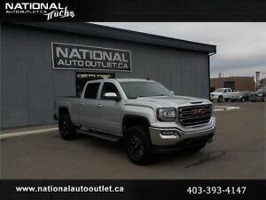 2018 GMC Sierra 1500 SLE BRAND NEW 4 Inch LIFT