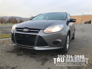 FORD FOCUS SE HATCHBACK *ONE OWNER, ACCIDENT FREE *