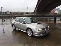 Subaru Impreza WRX 2.5 turbo STI rear wing Reduced*