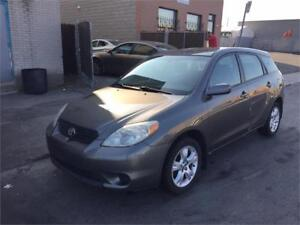 2007 toyota MATRIX XR- automatic- FULL-*** MOTEUR PAS BON-  2000