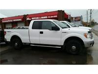 2013 FORD F150 XLT EXT CAB 4X4 $18700 BEST DEAL IN THE CITY!!!