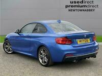 2017 BMW 2 Series M240I 2Dr [Nav] Coupe Petrol Manual