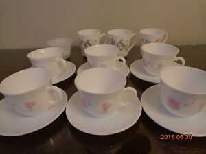 WOW!  ARCOPAL Teacups and Mugs for $12.00!
