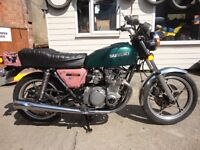 SUZUKI GS 550 (1979) P/X WELCOME CASH EITHER WAY