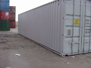 40' HC STORAGE NEW CONTAINER SHIPPING CONTAINER SEA CAN