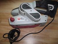PRO belt sander 230 volt