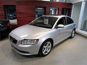 2011 Volvo S40 STAGE 2 KEYLESS CUIR, TOIT OUVRANT 160$/2sem.